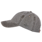 MJM Baseball Cap Oliven Canvas Keps - One Size (54 - 60cm)