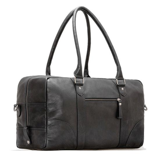 Treats Smart Weekendbag i Läder 25 L