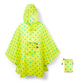Reisenthel Lemon Dots Regnponcho One Size