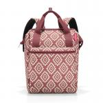 Reisenthel Allrounder R Diamonds Rouge Ryggsäck 12 L
