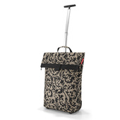 Reisenthel Baroque Taupe Trolley M / Shoppingvagn - 43 L