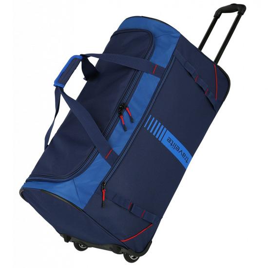 Travelite Basics Blå/Marinblå Weekendbag 2.4kg 71X36X35 - 86 L