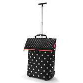 Reisenthel Mixed Dots Trolley M / Shoppingvagn - 43 L